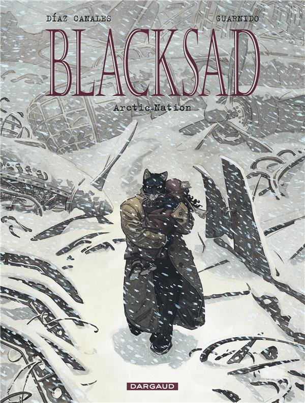 BLACKSAD T2 ARCTIC-NATION DIAZ CANALES/GUARNID DARGAUD